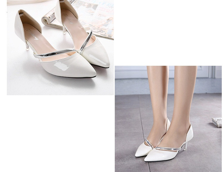 SH51731 IDR.195.000 MATERIAL PU-HEEL-6CM COLOR WHITE SIZE 35,36,37,38,39