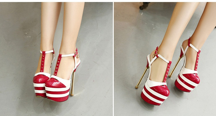SH53231 IDR.235.000 MATERIAL PU-HEEL-16.5CM COLOR WHITE SIZE 36,38,39,40