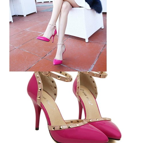 SH5755 IDR.210.000 MATERIAL PU-HEEL-10CM COLOR ROSE SIZE 35,36,37,38,39SH5755 IDR.210.000 MATERIAL PU-HEEL-10CM COLOR ROSE SIZE 35,36,37,38,39