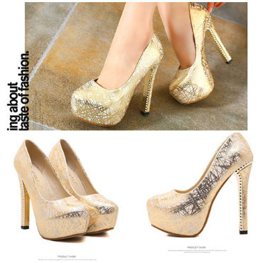 SH6293 IDR.220.000 MATERIAL PU-HEEL-5CM,13.5CM COLOR GOLD SIZE 35,36,37,38,39