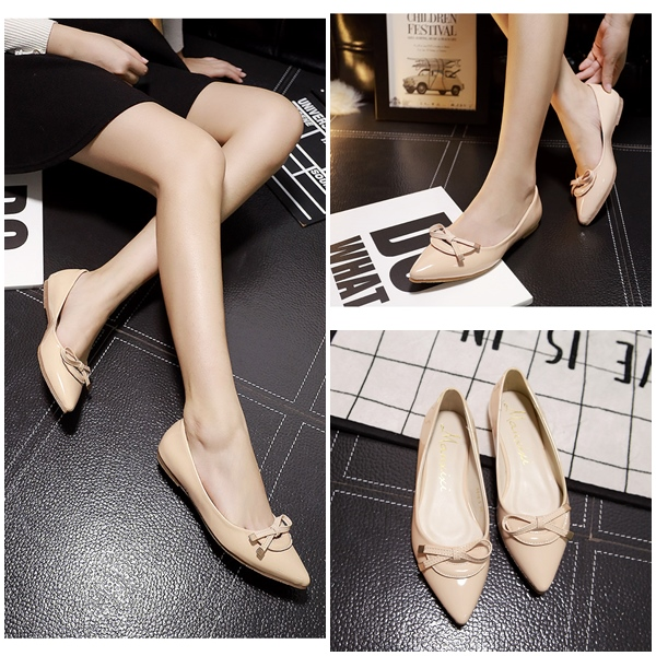 SH8165 IDR.178.000 MATERIAL PU COLOR APRICOT SIZE 36,37,38,39