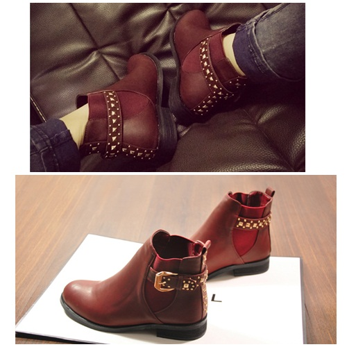 SH8173 IDR.265.000 MATERIAL PU-HEEL-3CM COLOR WINE SIZE 36,37,38,39.jpg