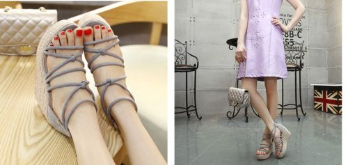 SH83813 IDR.230.000 MATERIAL SUEDE-HEEL-11CM COLOR GRAY SIZE 36