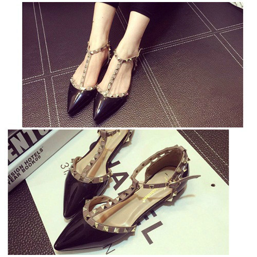 SH8695 IDR.250.000 MATERIAL PU COLOR BLACK SIZE 35,36,37,38,39