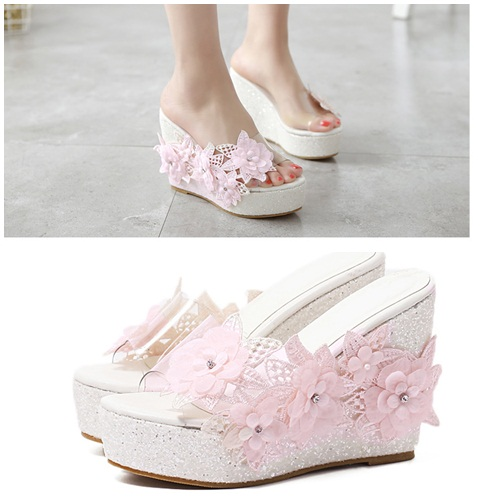 SH8832 IDR.220.000 MATERIAL PU-HEEL-11CM COLOR WHITE SIZE 35,36,37,38,39