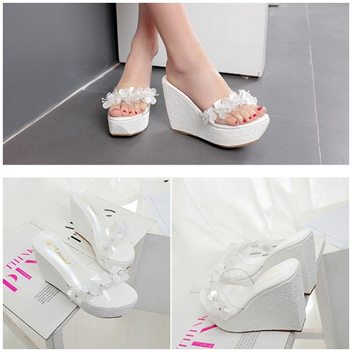 SH9581 IDR.239.000 MATERIAL PU-HEEL-12CM COLOR WHITE SIZE 35,36,37,38,39