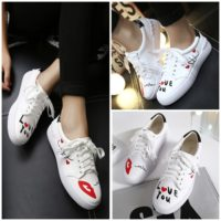 SHS552 MATERIAL LEATHER COLOR WHITE SIZE 35