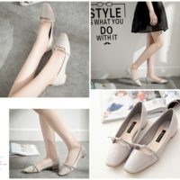 SHS82881 MATERIAL PU COLOR GRAY SIZE 36