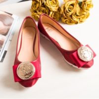 SHS879357 MATERIAL CANVAS COLOR RED SIZE 37