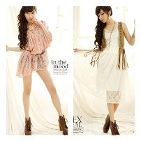 SJ8540 IDR.97.OOO MATERIAL LACE-LENGTH-75CM,WAIST-62-94CM WEIGHT 240GR COLOR WHITE,PINK