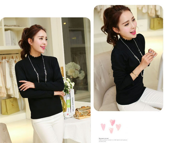 T10172 IDR.110.000 MATERIAL KNITTING-LENGTH58CM,BUST80CM WEIGHT 240GR COLOR BLACK