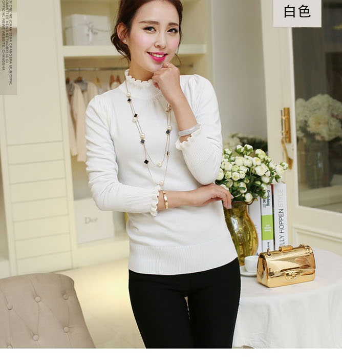 T10172 IDR.110.000 MATERIAL KNITTING-LENGTH58CM,BUST80CM WEIGHT 240GR COLOR WHITE