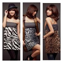 T4620 IDR.88.OOO MATERIAL COTTON-LENGTH-62CM,BUST-60CM-(ELASTIC) WEIGHT 200GR COLOR ZEBRA,LEOPARDGRAY