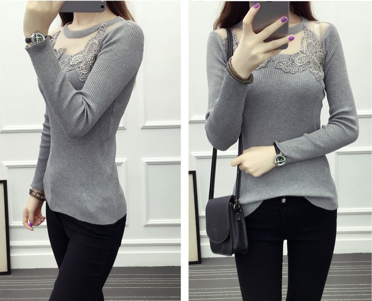 T59140 IDR.122.0a00 MATERIAL COTTON-LENGTH56CM,BUST90CM WEIGHT 250GR COLOR GRAY