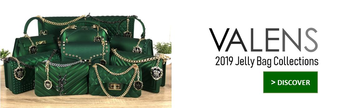 ... 2019 VALENS Bags Tas Jelly VALENS Fashion Import Wanita Terbaru ... 8f0a308711