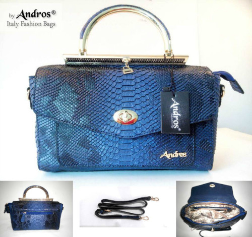 AB8816 - Grosir Tas Import IDR 270.000 MATERIAL PU SIZE L32XH17XW11CM WEIGHT 1000GR COLOR BLUE