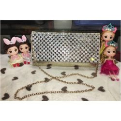 B005 MATERIAL PU SIZE L29XH16CM WEIGHT 500GR COLOR GOLD