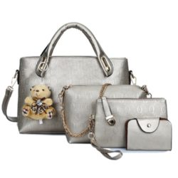 B077-(4in1)-BONEKA-RANDOM IDR.172.000 MATERIAL PU SIZE BIG-L32XH23CM,MEDIUM-L28XH18CM WEIGHT 1200GR COLOR GOLD