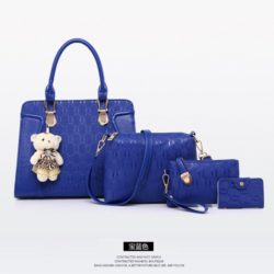 B088 MATERIAL PU SIZE L32XH25XW15CM WEIGHT 1200GR COLOR BLUE