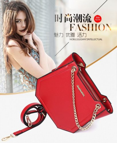 B10270 MATERIAL PU SIZE L24XH21XW10CM WEIGHT 800GR COLOR RED