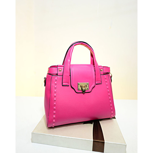 B1058 IDR.205.000 MATERIAL PU SIZE L28XH20XW12CM BERAT 800GR COLOR ROSE