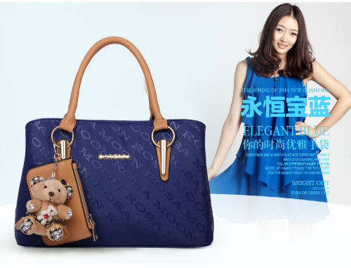 B1085 (2in1) - Harga sebelum Diskon IDR.195.000 MATERIAL PU SIZE L33XH22XW14CM WEIGHT 900GR COLOR BLUE