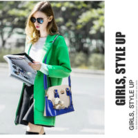 B1134 (2in1)  IDR.200.000 MATERIAL PU SIZE L31XH22XW14CM WEIGHT 900GR COLOR BLUE