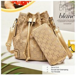 B1207 MATERIAL PU SIZE L23XH27XW17CM WEIGHT 800GR COLOR GOLD