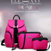 B1861 MATERIAL CANVAS SIZE L28XH31XW17CM WEIGHT 800GR COLOR ROSE