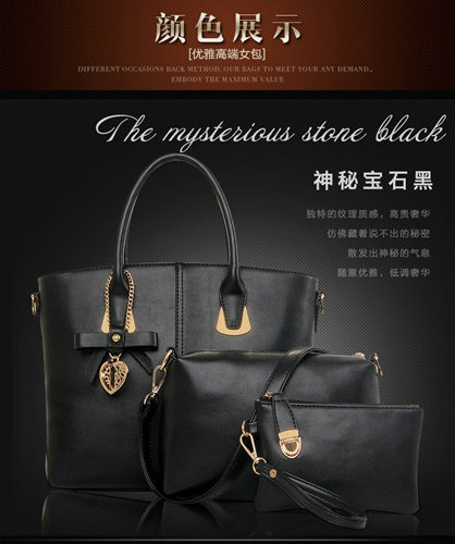 B1928 MATERIAL PU SIZE L29XH24XW13CM WEIGHT 1300GR COLOR BLACK