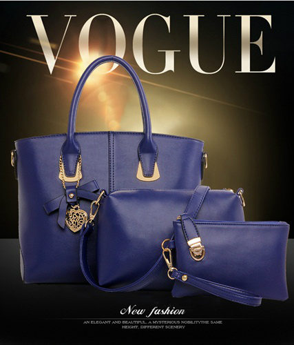 B1928 MATERIAL PU SIZE L29XH24XW13CM WEIGHT 1300GR COLOR BLUE