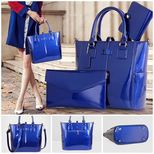 B2172 (3in1) - Harga sebelum Diskon IDR.238.000 MATERIAL PU SIZE L29XH26XW13CM WEIGHT 1300GR COLOR BLUE