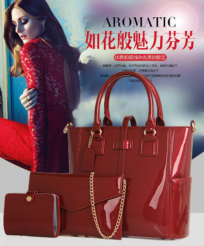 B2172 (3in1) - Harga sebelum Diskon IDR.238.000 MATERIAL PU SIZE L29XH26XW13CM WEIGHT 1300GR COLOR RED