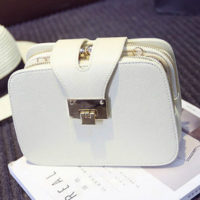 B2240 MATERIAL PU SIZE L21XH15XW8CM WEIGHT 600GR COLOR WHITE