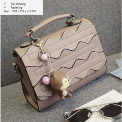 B2430 MATERIAL PU SIZE L33XH17XW10CM WEIGHT 600GR COLOR PINK
