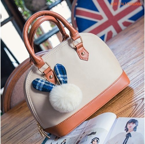 B2438 MATERIAL PU SIZE L26XH20XW13CM WEIGHT 700GR COLOR GRAY