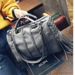 B2455 MATERIAL PU SIZE L33XH25XW10CM WEIGHT 800GR COLOR GRAY