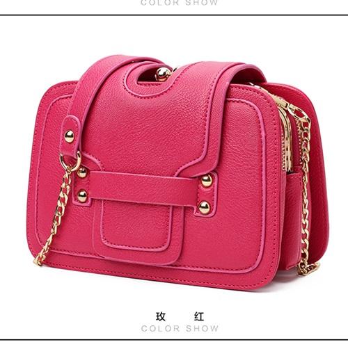 Jual B247 Rose Clutch Bag Modis