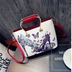 B2566 MATERIAL PU SIZE L25XH18XW10CM WEIGHT 700GR COLOR RED