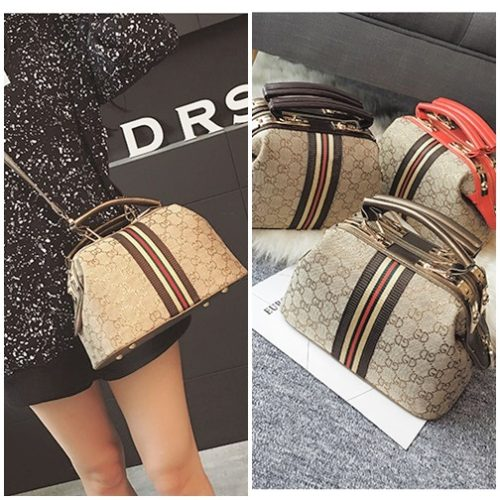 B2589 MATERIAL PU SIZE L24XH15XW13CM WEIGHT 750GR COLOR GOLD