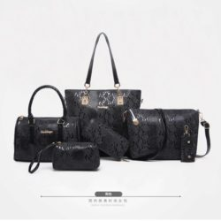 B2614 MATERIAL PU SIZE L34XH29XW11CM WEIGHT 1350GR COLOR BLACK