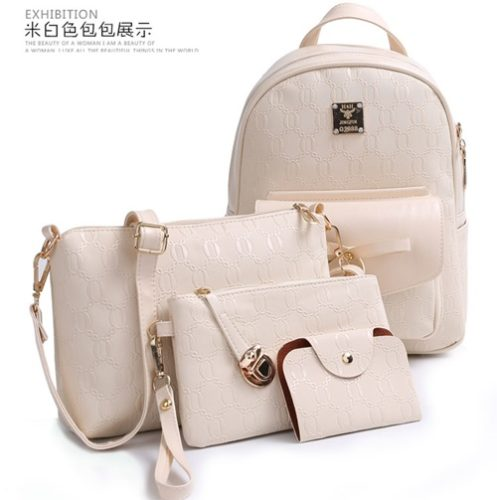 B2660 MATERIAL PU SIZE L23XH30XW12CM WEIGHT 800GR COLOR BEIGE