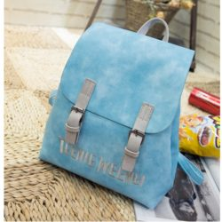 B2674 MATERIAL PU SIZE L24XH28XW12CM WEIGHT 600GR COLOR BLUE