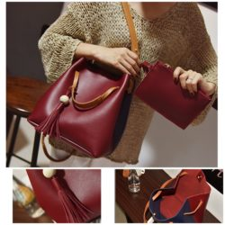 B2694 MATERIAL PU SIZE L26XH26XW17CM WEIGHT 600GR COLOR RED