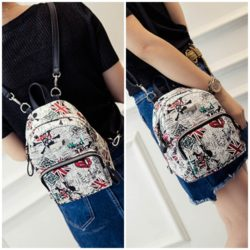 B27199 MATERIAL PU SIZE L14XH18XW10CM WEIGHT 500GR COLOR WHITE