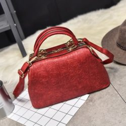 B2737 MATERIAL PU SIZE L31XH19XW14CM WEIGHT 850GR COLOR RED