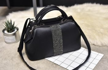 B2741 MATERIAL PU SIZE L31XH16XW14CM WEIGHT 1000GR COLOR BLACK