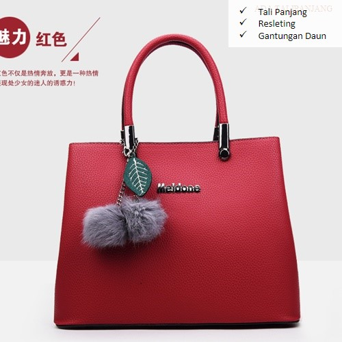 B2754 MATERIAL PU SIZE L30XH23XW12CM WEIGHT 1000GR COLOR RED