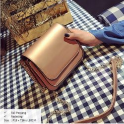 B2865 MATERIAL PU SIZE L18XH16XW10CM WEIGHT 600GR COLOR GOLD