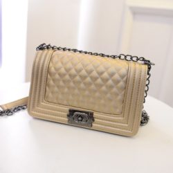 B2907-gold Clutch Bag Elegan